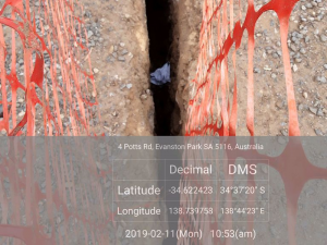 NDD Potholing Example
