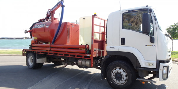 vacuum waste collection and disposal in Adelaide South Australia